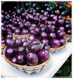 eggplants!
