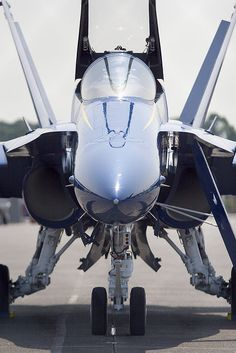 US Navy Blue Angels F-18