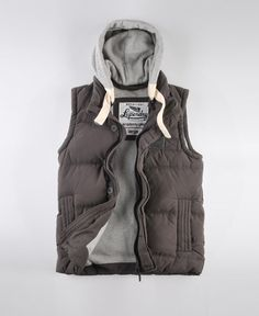 Super Dry Academy Gilet.   So Cool