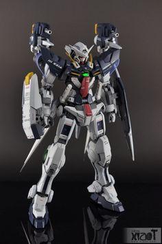 GUNDAM GUY: MG 1/100 Hi-Exia - Custom Build