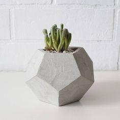 Nádoby - Kvetináč Dodecahedron - 6716864_