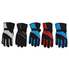 #Men's winter #waterproof #motorcycle hiking ski snow snowboarding warm gloves - ,  View more on the LINK: 	http://www.zeppy.io/product/gb/2/301762942429/