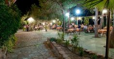 Rebate Restaurant, is an old village restored and surrounded by lemon and orange trees in the heart of Sierra de Escalone. You will be able to taste the finest international cuisine whilst enjoying the beautiful and relaxing senery of the mountains.