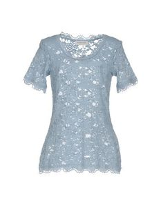 ROSEMUNDE COPENHAGEN Women's Shirt Sky blue M INT