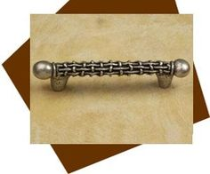 """Anne At Home Chamberlain Cabinet Pull-4"""" ctc"""""""
