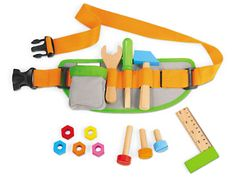 Pretend & Play Tool Belt at Lakeshore Learning