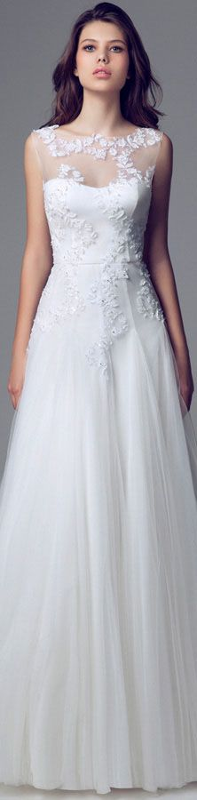 Blumarine Bridal 2015 Wedding dresses #bride #lace #dress