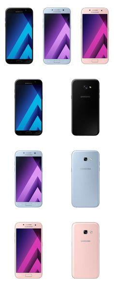 Samsung Launches All New 2017 Galaxy Models: A3, A5, And A7