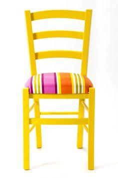 Colorful Chair - www.plincahome.com - Plinca Home ® - Ph. M.Poidomani