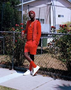 Lil Yachty. Photo by Clara Balzary. Styling by John Colver. menswear mnswr mens style mens fashion fashion style lilyachty editorial