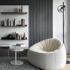 Ligne Roset, Bean Bag Chair, Armchair, Ottoman, Furniture Design, Cosy, Home Decor, Kitchen, Sofa Chair