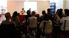 1º Encuentro Viernes 20 de noviembre. Andrés Piña / Gabriel Dalla Torre Abandonar el drama humano / Soy lo que quieras llamarme