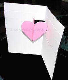 Extreme Cards and Papercrafting: How to Make Pop Up Cards - Slotted X with Box - Lesson 11
