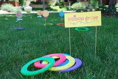 candy themed party for kids activities lollipop grove