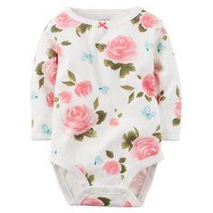 Floral Bodysuit | Carters.com