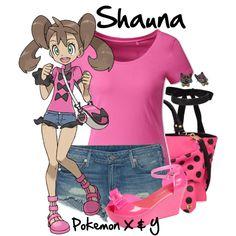 || Shauna ~ Pokemon X / Y ||