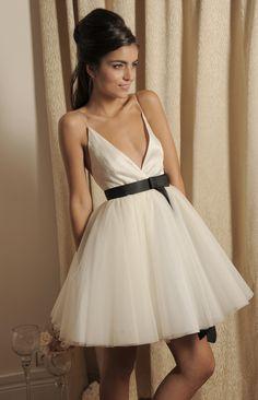 robe mariee courte - Robe Samy Meryl Suissa 2014 - La Fiancée du Panda Blog Mariage  Lifestyle