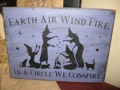 Earth, Air, Wind, Fire