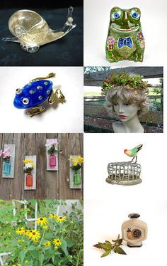 f r i e n d s  meet . . . by b on Etsy--Pinned with TreasuryPin.com