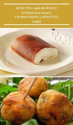 Küçüklüğümüzden beri alışık olduğumuz lezzet! fleischgerichte Sütlü Tatlı Aşıkları Buraya! Evinizde Kolaylıkla Yapabileceğiniz 12 Sütlü Tatlı Tarifi Baked Potato, Baking, Ethnic Recipes, Food, Bread Making, Patisserie, Essen, Backen, Baked Potatoes