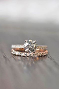 Unique Engagement Rings That Wow ❤ See more: http://www.weddingforward.com/unique-engagement-rings/ #weddings #vintageengagementrings #weddingring