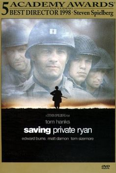 Saving Private Ryan...