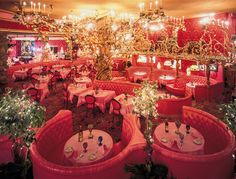 The Madonna Inn would be a DOPE spot for my wedding.  get a room, kids!  let's stay for the weekend!