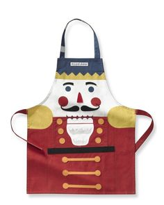 Kid Nutcracker Apron