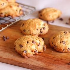 Eggless Choc Chip Cookies. Eggless Chocolate Chip Cookies #sweets #desserts #recipes