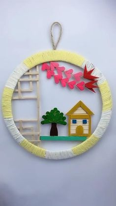 Diy Crafts For Home Decor, Diy Crafts Hacks, Diy Crafts For Gifts, Diy Arts And Crafts, Creative Crafts, Cool Paper Crafts, Paper Crafts Origami, Fun Crafts, Art N Craft