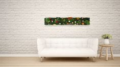 Wall panel that is an actual indoor garden, made with evergreen flowers and botanicals that last years without any maintenance! Yes it is possible! Explore more on our website! Moss Wall Art, Moss Art, Evergreen Flowers, Natural Interior, Flower Letters, Unique Wall Art, How To Preserve Flowers, Botanical Art, Indoor Garden