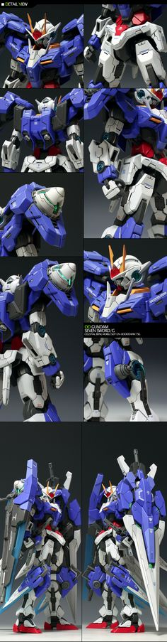 MG 1/100 Gundam Seven Sword/G: Latest Work by visualpollution. Full Photoreview [WIP too] Wallpaper Size Images   GUNJAP