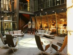 Hotel Urban -  Madrid, Spain    via Gold List 2012: Platinum Circle Hotels, Resorts and Cruise Lines : Condé Nast Traveler