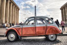 Free Image on Pixabay - Deux, Chevaux, Citroen, Car, Paris Provence, Images Of France, Automobile, 2cv6, Paris Metro, Paris Images, French History, Ways To Travel, Amazing Cars