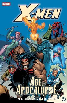 Age of Apocalypse Volume 1