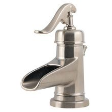 View the Pfister GT42-YP0 Ashfield Waterfall Bathroom Faucet at FaucetDirect.com.