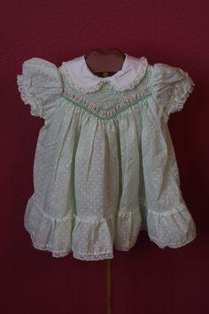 Vintage Polly Flinders Dress~~