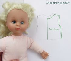 Nukenvaatekaavat Baby Born, Dolls, Inspiration, Baby Dolls, Biblical Inspiration, Puppet, Doll, Baby, Inspirational