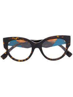 7750e972113 Fendi Eyewear Facets Glasses. Fendi EyewearCat Eye FramesProtective ...