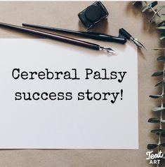 Mild cerebral palsy Mild Cerebral Palsy, Success