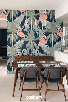 Mar 2020 - Beautiful pieces for the minimalist and maximalist. Joshua Chairs and Vincent Dining Table. Castlery—Accessible Designs for the Modern Home My New Room, My Room, Living Room Decor, Bedroom Decor, Estilo Tropical, Interior Decorating, Interior Design, Cute Home Decor, Dining Room Furniture