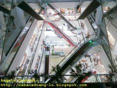 Escadas rolantes do Shopping Via Basil (Rio de Janeiro) - RJ