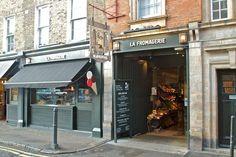 La Fromagerie, London