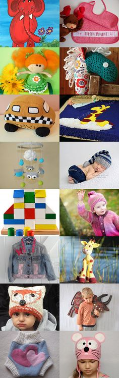 Children`s World from International Arts Crafts by Ela Decors on Etsy--Pinned with TreasuryPin.com