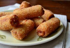 ricetta rotolini impanati | Dolce e Salato di Miky