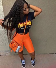 28 Fashion Killa That Will Inspire You This Summer - Fashion New Trends Dope Outfits, Swag Outfits, Short Outfits, Trendy Outfits, Summer Outfits, Girl Outfits, Fashion Outfits, Winter Outfits, Cute Fashion