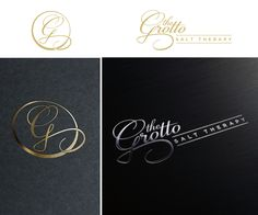 Check out this Elegant, Professional Logo Design for The Grotto, LLC | Design: #mariosigncom, Designer: 7914975, Tags: Natural, Elegant, Gold