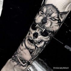 tattoo by Ryan Murray