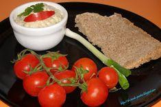 Retete Rina's 90, Retete de peste tot adunate: Crema de vinete Vegetables, Breakfast, Food, Morning Coffee, Veggies, Vegetable Recipes, Meals, Yemek, Eten