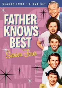 Father Knows Best.  Well maybe comedy/drama  (sit-com)